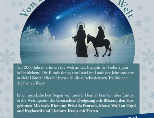 Weihnachtliches Konzert