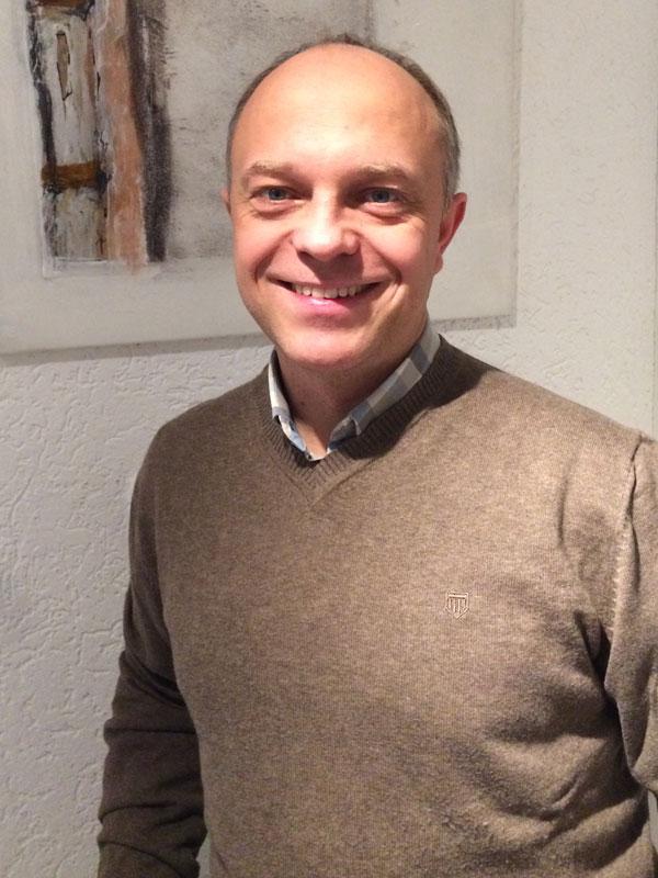 Christopher Kuhn: Chorleiter des Gemischten Chor aus Grettstadt